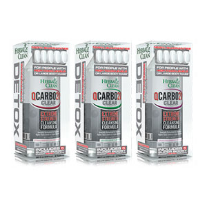 HERBAL CLEAN QCARBO 20 OZ