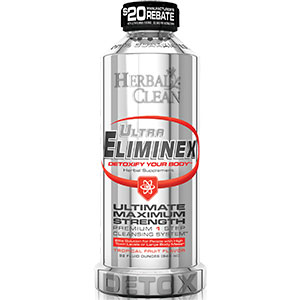 HERBAL CLEAN ULTRA ELIMINEX 32OZ
