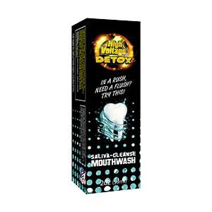 HIGH VOLTAGE SALIVA CLEANSE MOUTHWASH