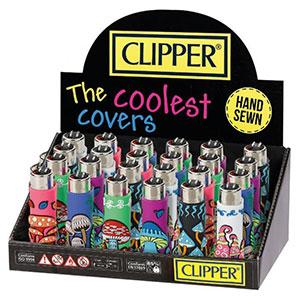 CLIPPERS POP MUSHROOMS 2 COVER LIGHTERS