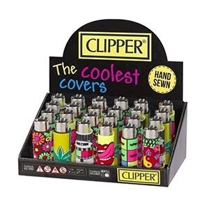 CLIPPERS POP MIX GO 2 COVER LIGHTERS
