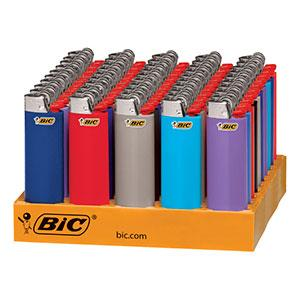 BIC CLASSIC FULL SIZE LIGHTER DISPLAY