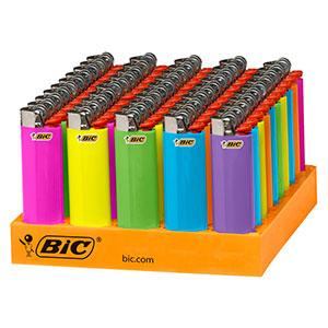 BIC CLASSIC MINI SIZE LIGHTER DISPLAY