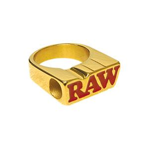 RAW GOLD RING