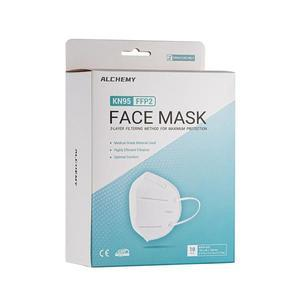 ALCHEMY MEDICAL GRADE KN95 FACE MASKS – 10 PACK