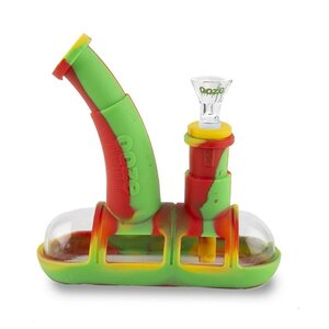 OOZE STEAMBOAT SILICONE BUBBLER