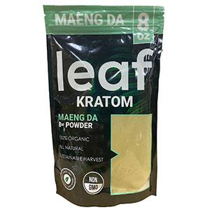 LEAF KRATOM MAENG DA POWDER