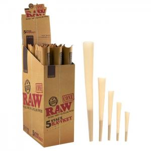 RAW 5 STAGE RAWKET CONE