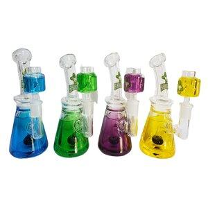 SHRED IT GLYCERIN CHILLED GLASS RIG