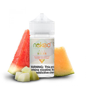 NAKED 100 ALL MELON 60 ML